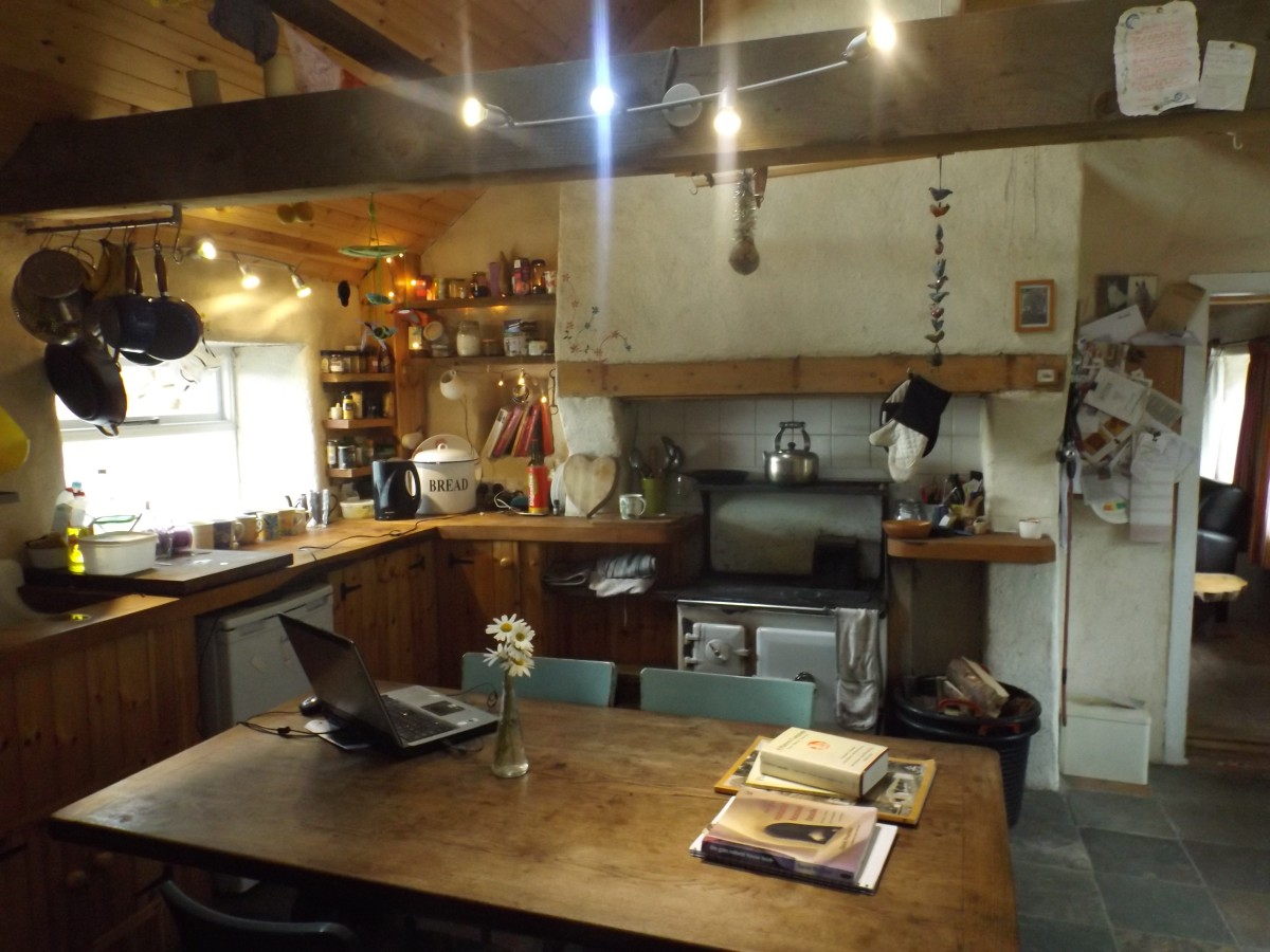 The Cottage Lackan Cottage Farm Permaculture Off Grid