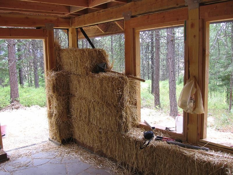 What 39 s it going to look like lackan cottage farm for Timber frame straw bale house plans