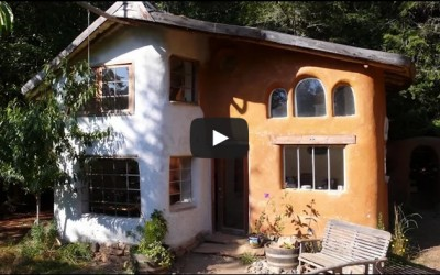 Living with the land – Natural Building