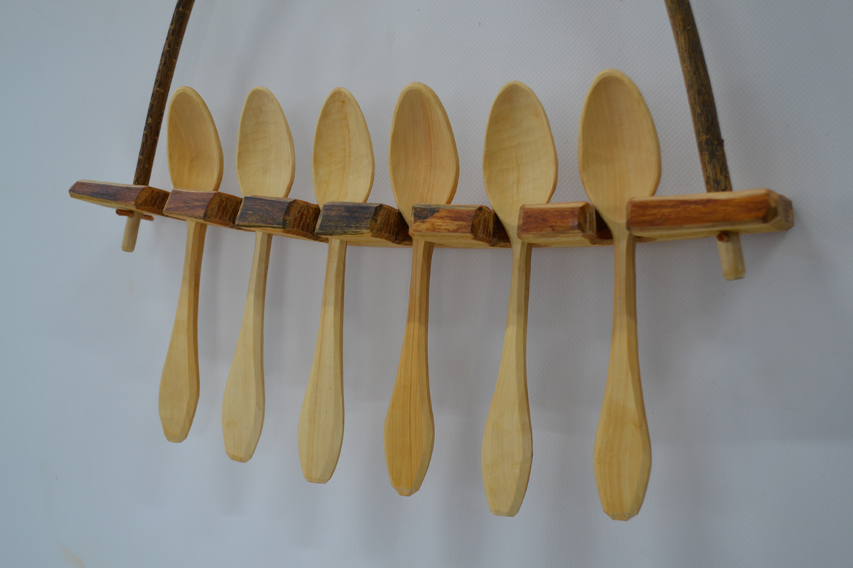 Spoon carving workshop th november lackan cottage farm