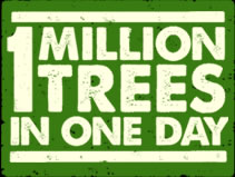 A Million Trees in One Day