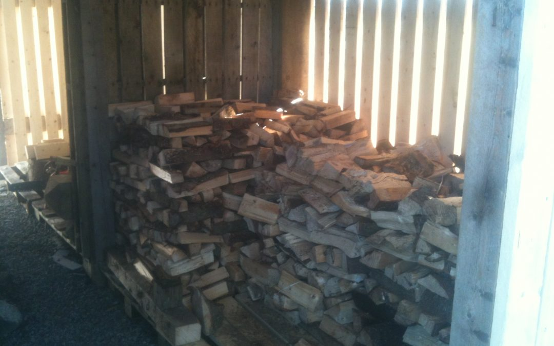 The finer points of firewood