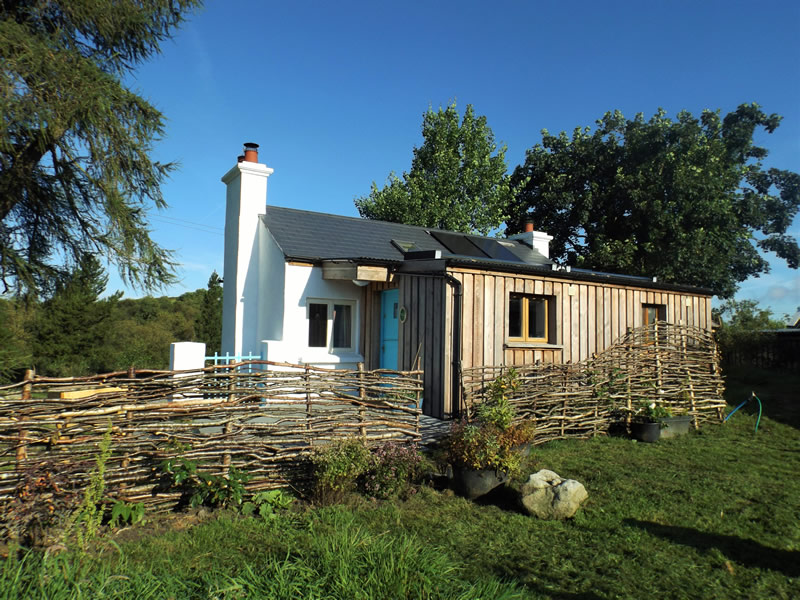 Birch Eco Cottage