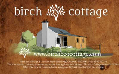 Birch Cottage Gift Vouchers