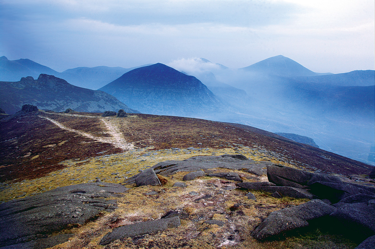 Places to visit and outdoor activities in Co Down Northern Ireland