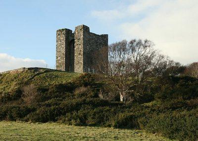 audleys castle