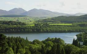 Castlewellan lake