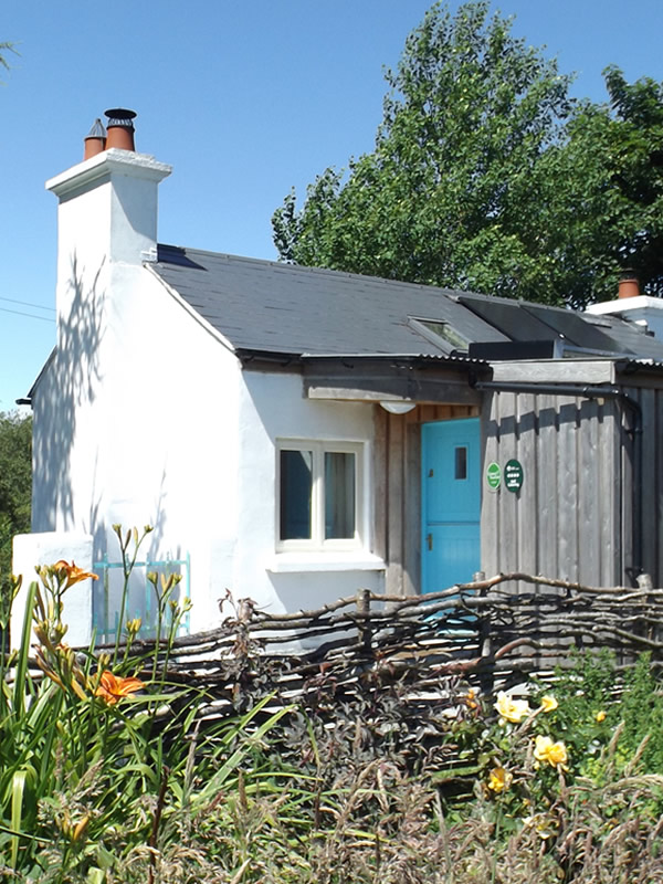 Come and stay in our ceo cottages in Northern Ireland. Green tourism gold and tourist board 4 star approved