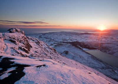 Mourne Mountains - Winter