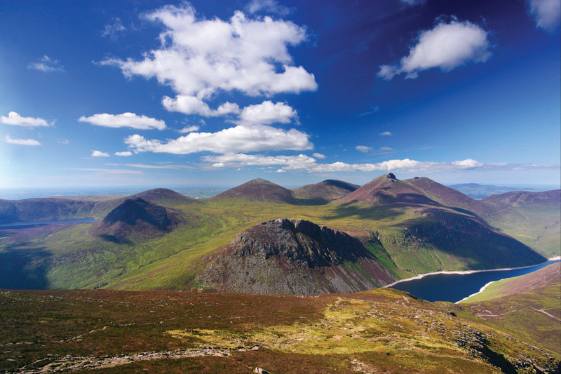 Mourne international walking festival June 2018