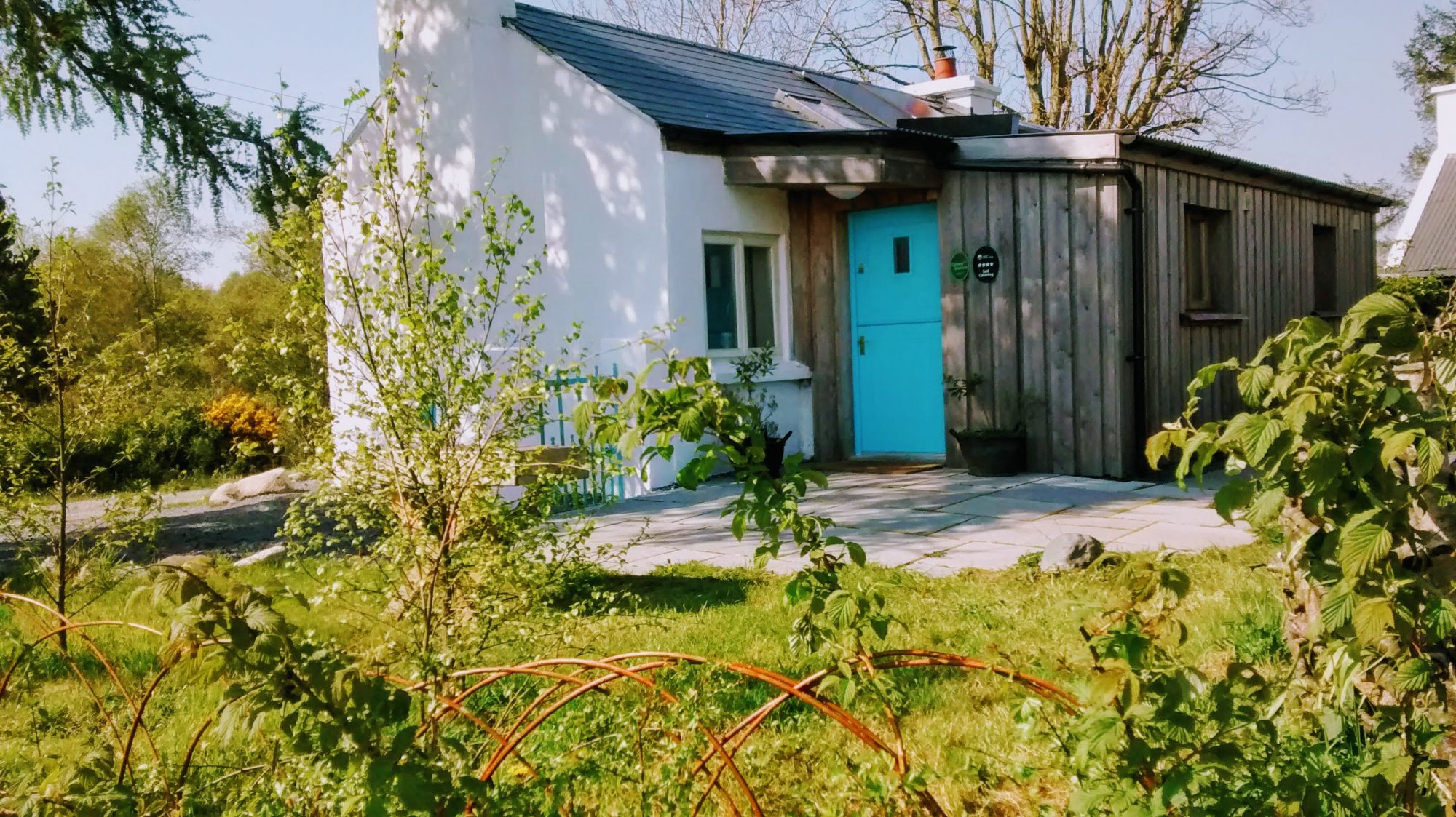 Our cottages in Northern Ireland are Green Tourism Gold rated