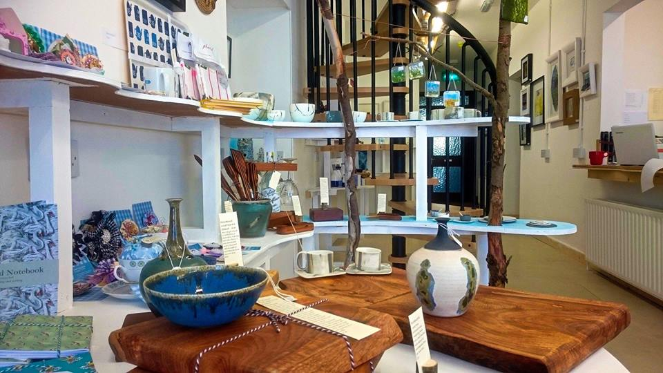 Our favourite places to find local craft in the Mournes
