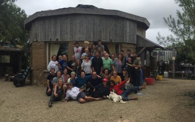 Reflections on the permaculture design course