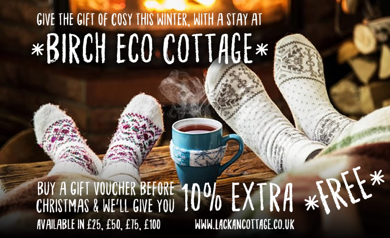 Give the gift of cosy this Christmas